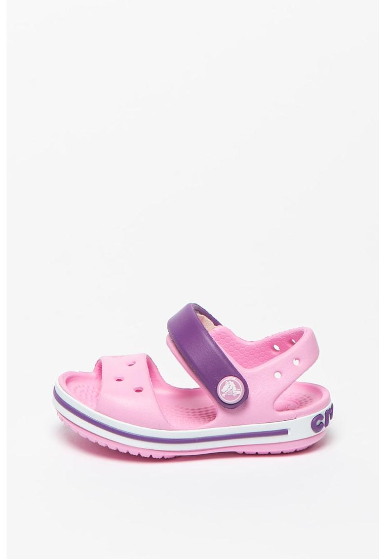 Sandale Crocband Amethyst imagine fashiondays.ro Crocs