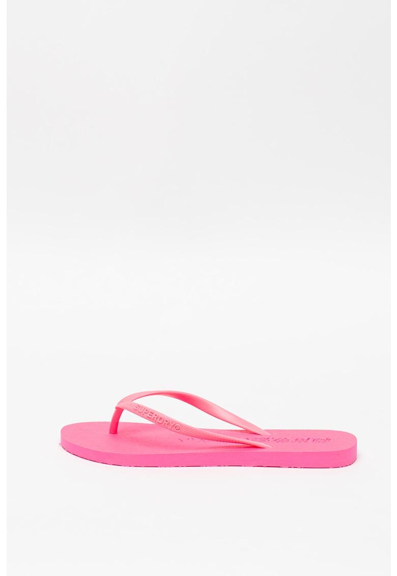 Papuci flip-flop Super Sleek Fluro imagine