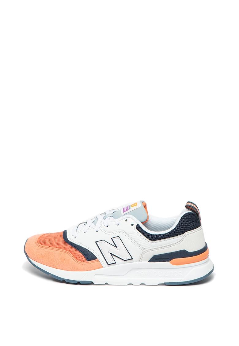 Pantofi sport cu talpa joasa 997H