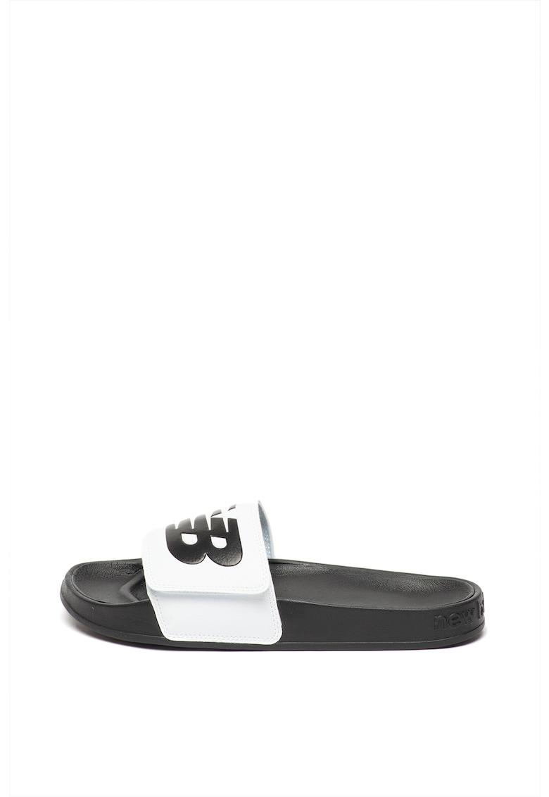 Papuci de casa cu imprimeu logo thumbnail
