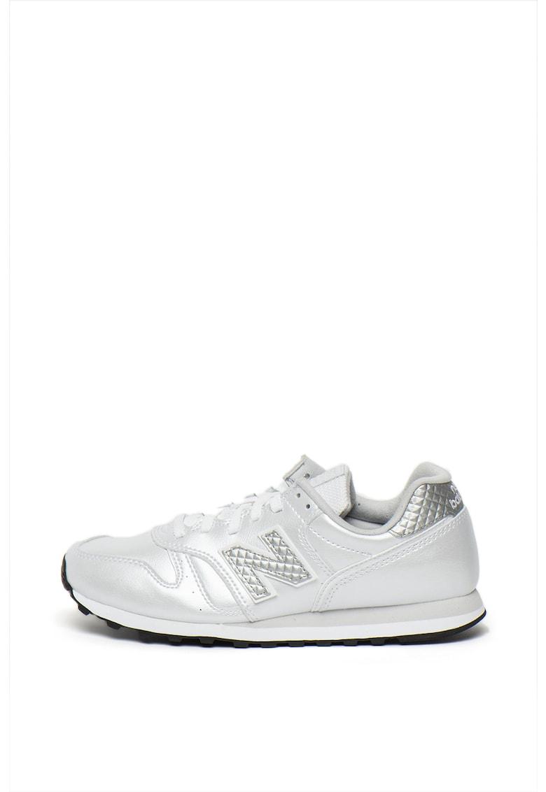 Pantofi sport de piele ecologica 373