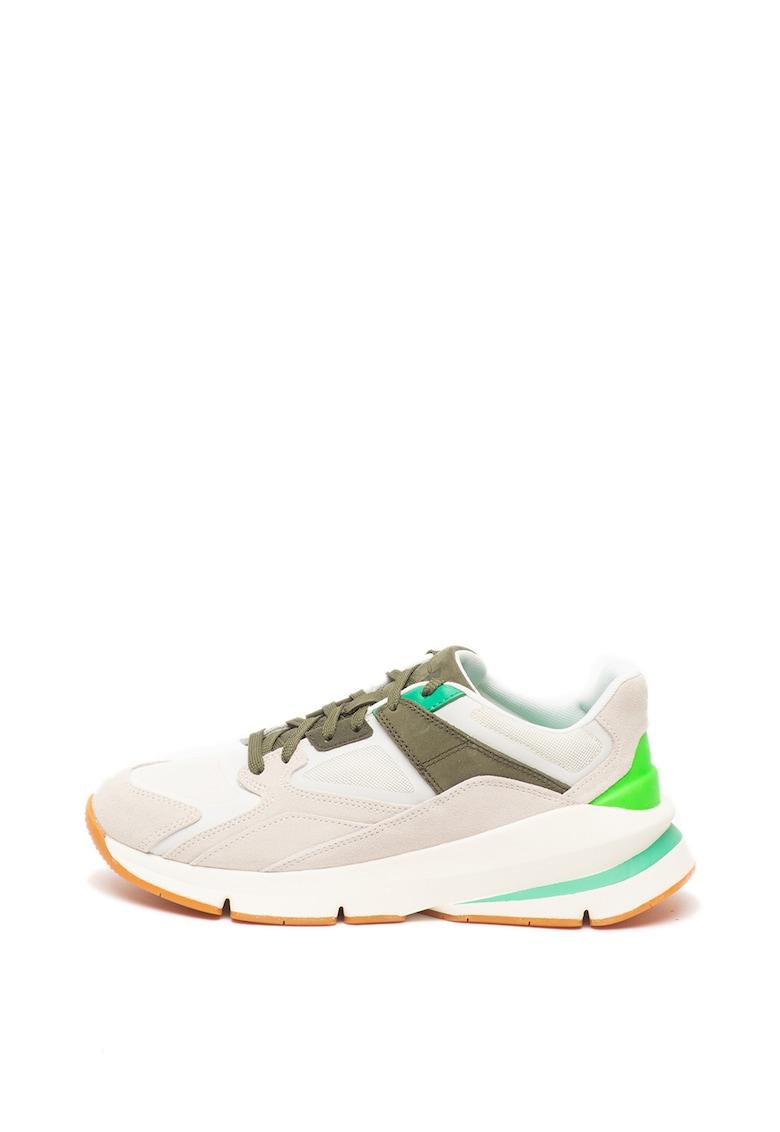 Pantofi cu garnituri de piele intoarsa - pentru fitness Forge 96