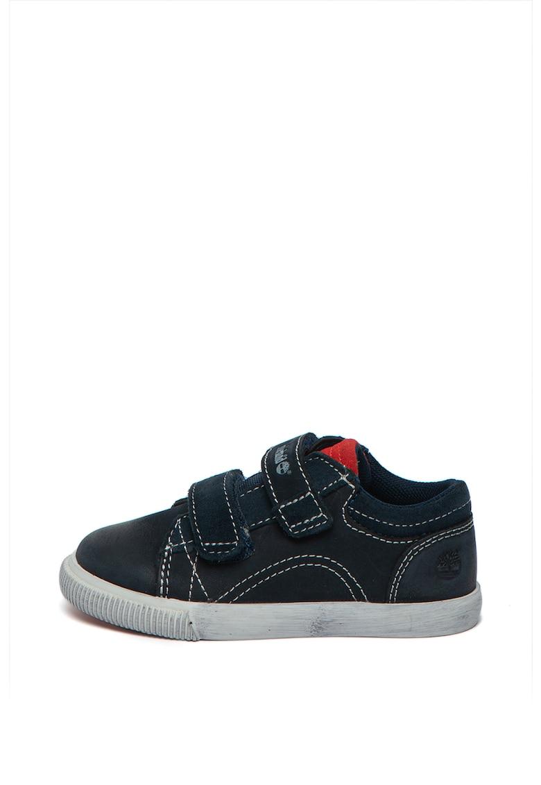 Pantofi sport de piele cu velcro Glastenbury