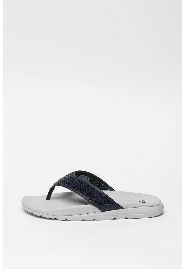 Papuci flip-flop cu insertii de plasa Tenoch HyperWeave imagine