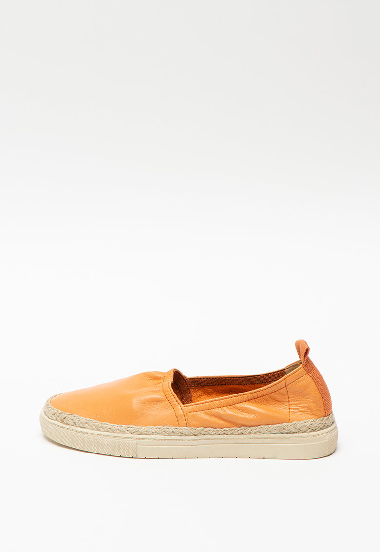 Pantofi loafer din piele