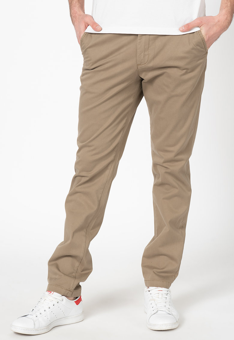 Pantaloni slim fit Marco imagine fashiondays.ro