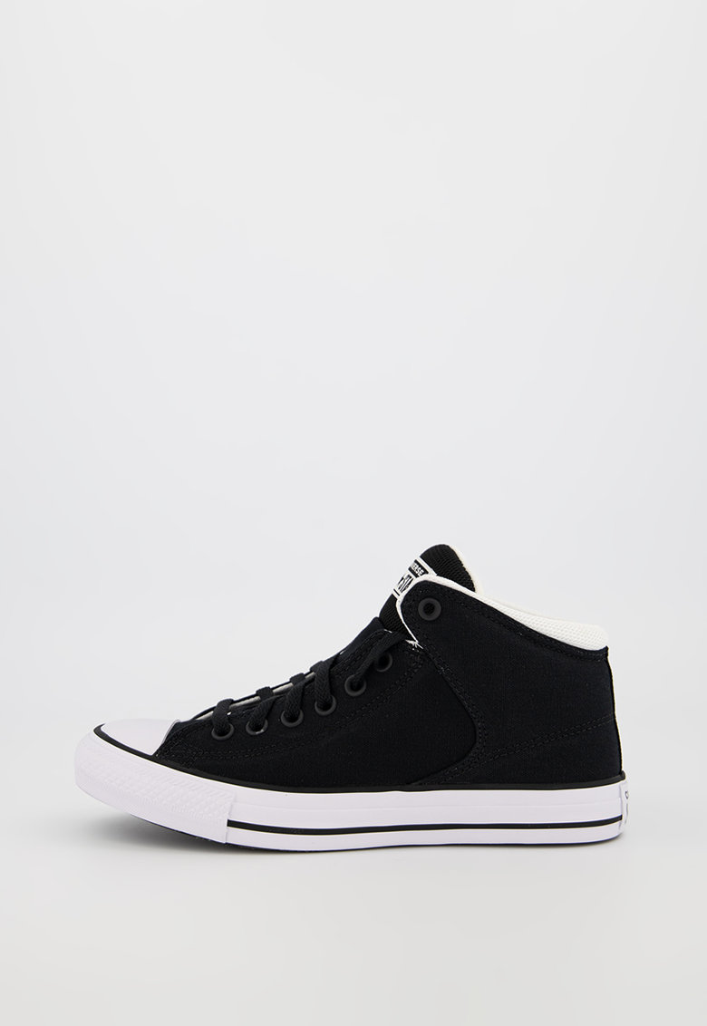 Tenisi mid-high unisex din material textil Chuck Taylor High Street