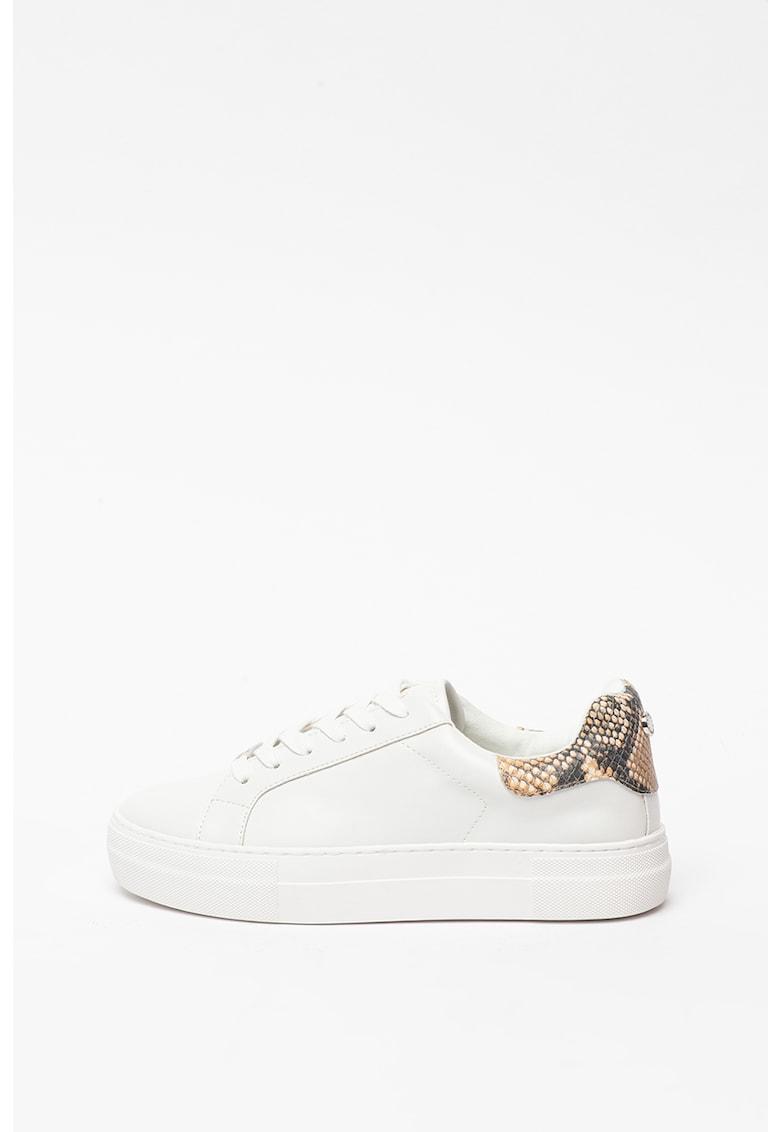 Pantofi sport de piele si piele ecologica Merger