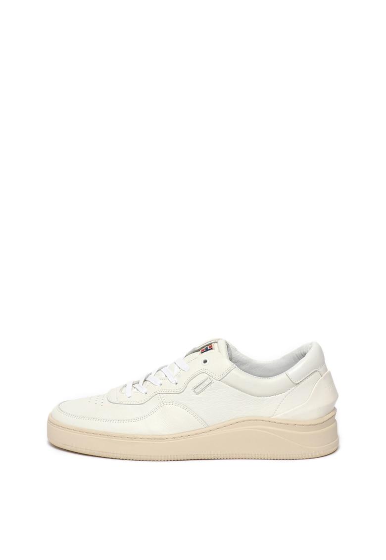 Pantofi sport slip-on cu benzi elastice cu logo Lake 3