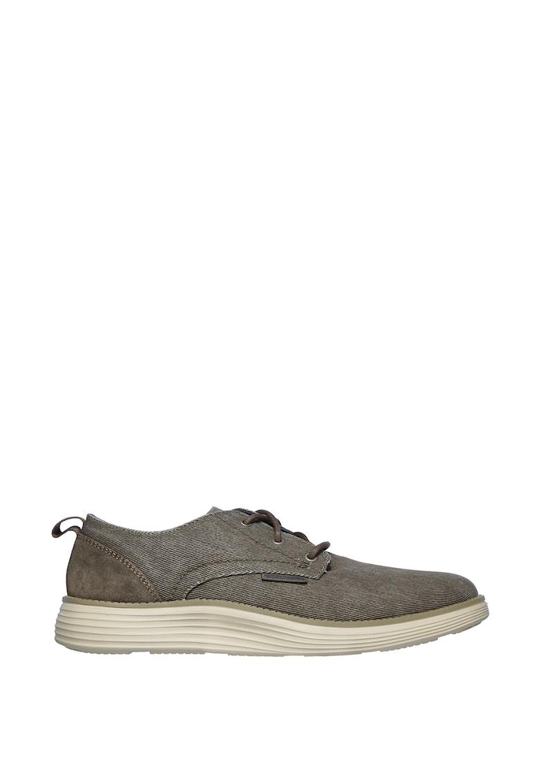 Pantofi casual din material textil Status 2.0-Pexton imagine