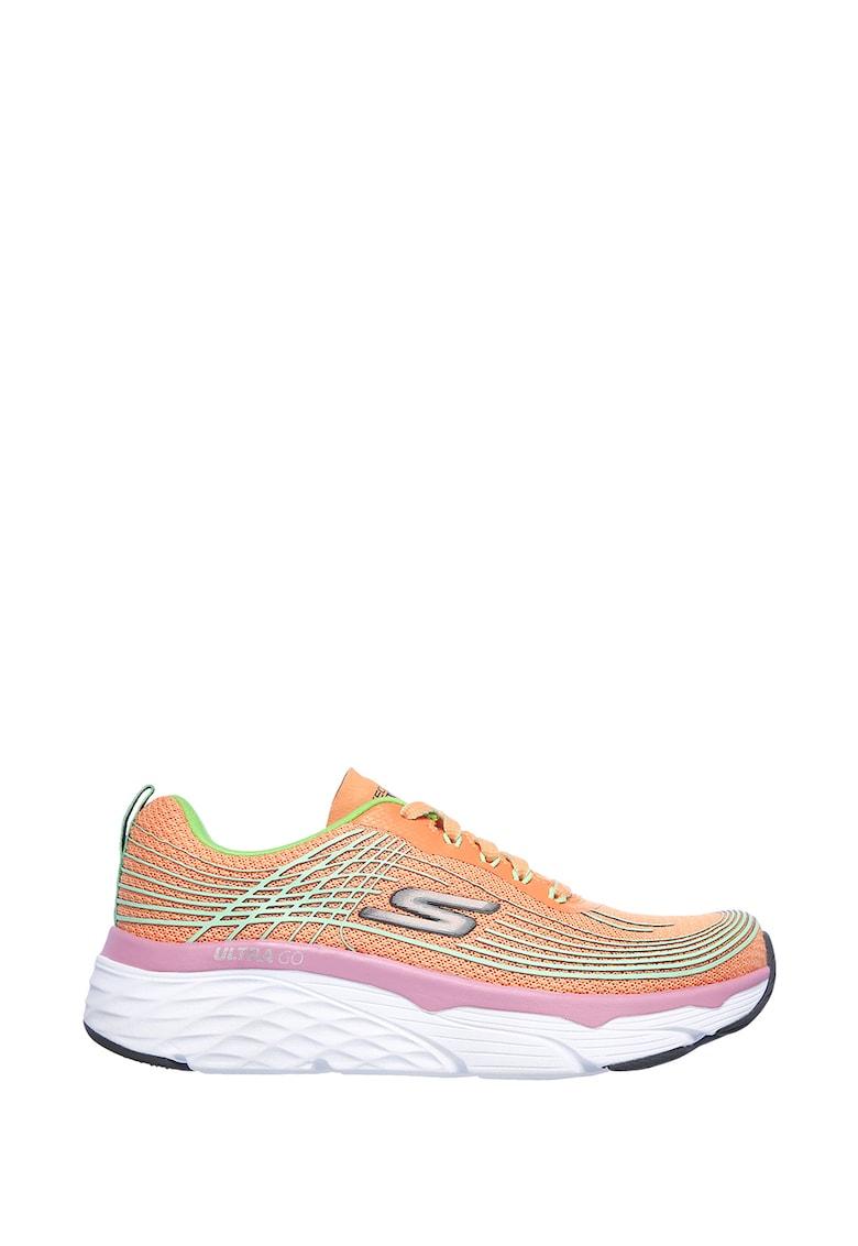 Pantofi cu model colorblock - pentru alergare Max Cushioning Elite imagine