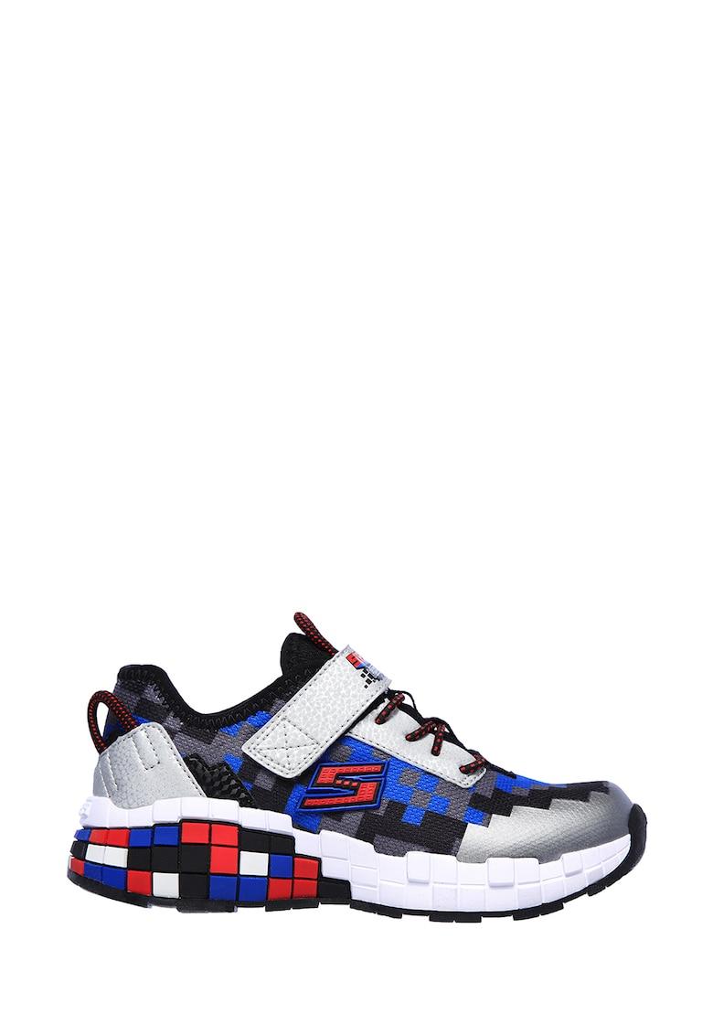Pantofi sport cu model colorblock Mega-Craft imagine