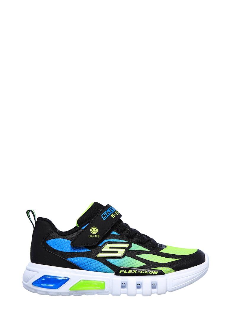 Pantofi sport cu lumini LED Flex-Glow-Dezlom