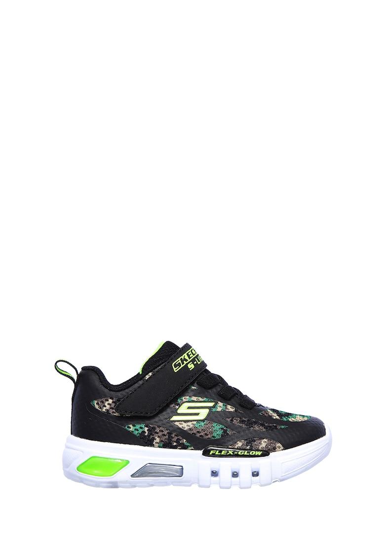 Pantofi sport cu lumini LED Flex-Glow-Rondler