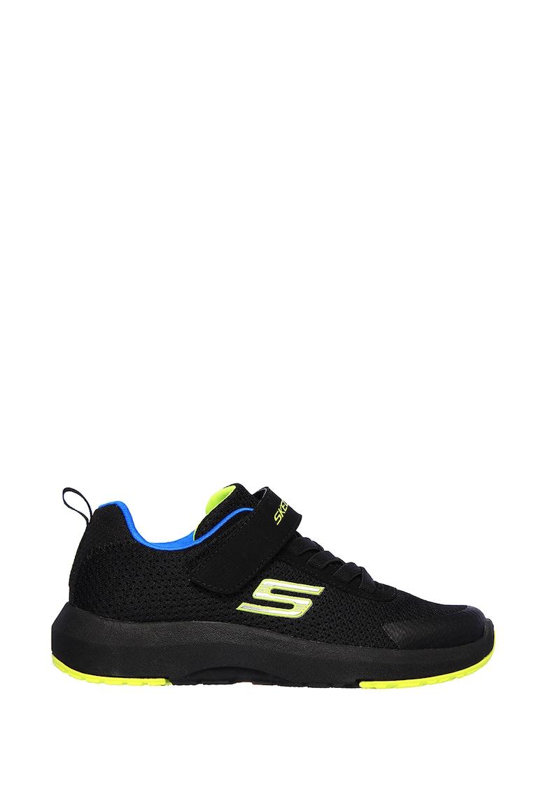 Pantofi sport din plasa tricotata Dynamic Tread de la Skechers