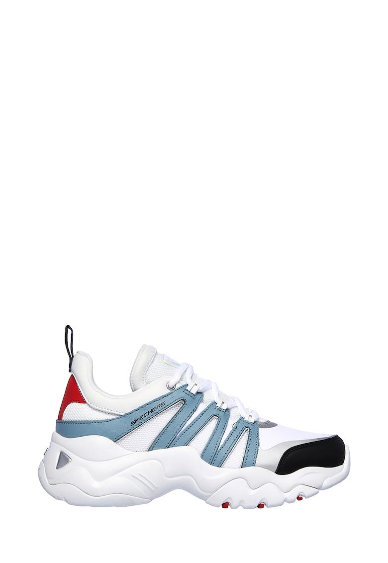 Pantofi sport de piele peliculizata - cu Gel-Lyte 3