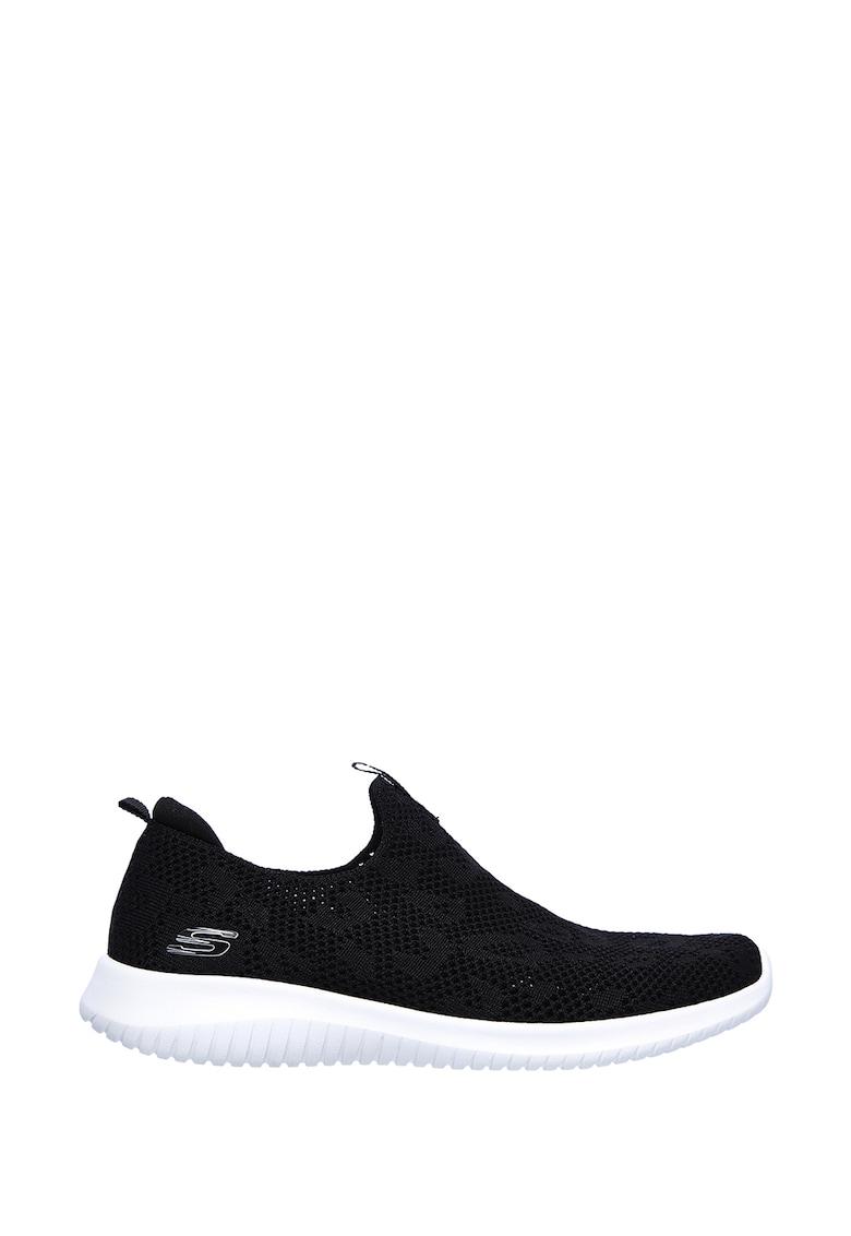Pantofi sport slip-on de plasa Ultra Flex - Fast Talker imagine