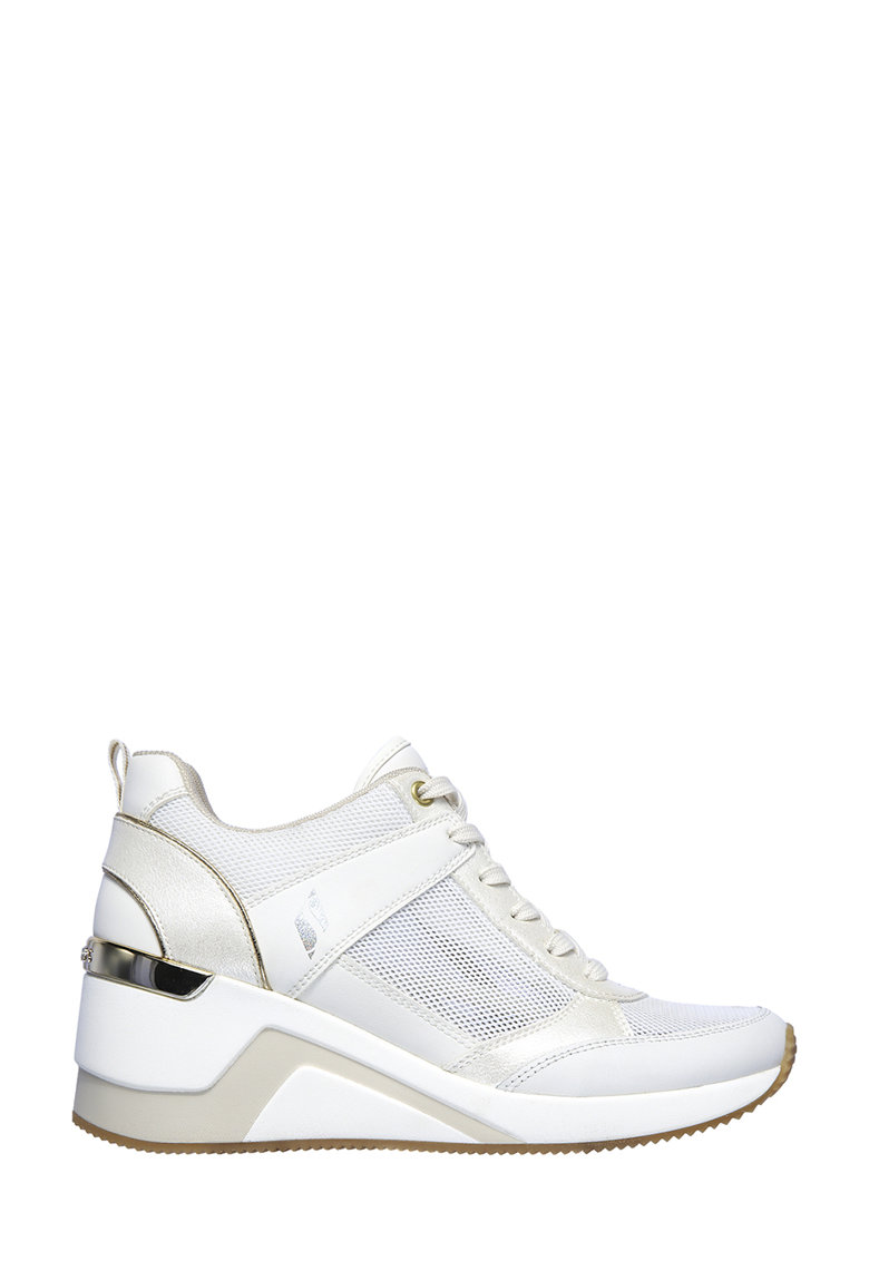 Pantofi sport wedge cu insertii de plasa Million - Air Up There imagine