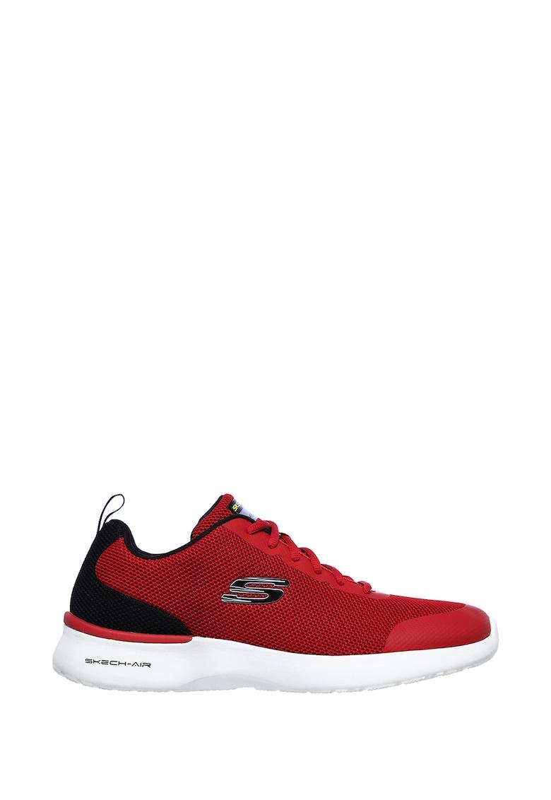 Pantofi sport cu model plasa Skech-Air Dynamight-Windly