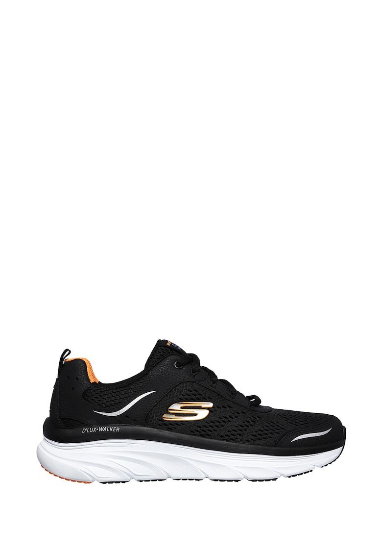 Pantofi sport cu insertii de piele D'Lux Walker 1