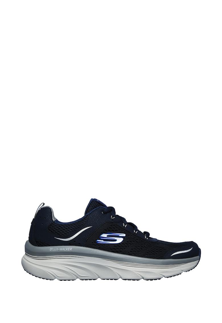 Pantofi sport cu insertii de piele D'Lux Walker 3
