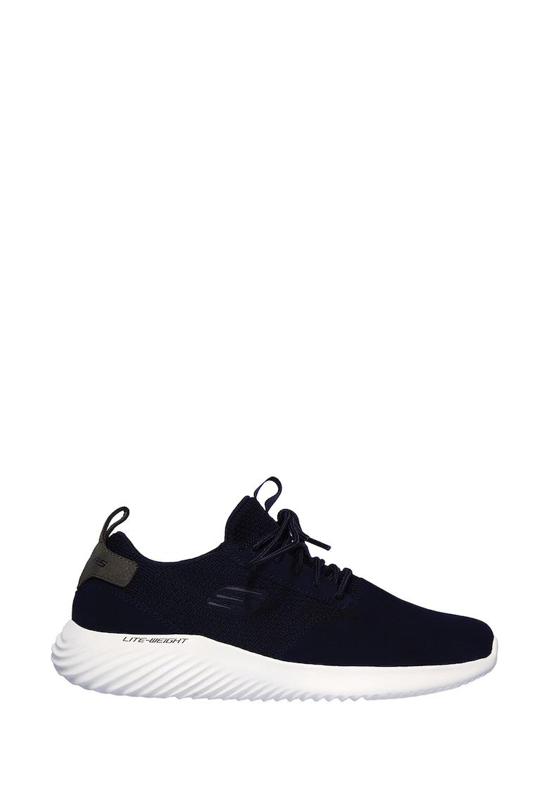 Pantofi sport cu garnituri de piele intoarsa Bounder