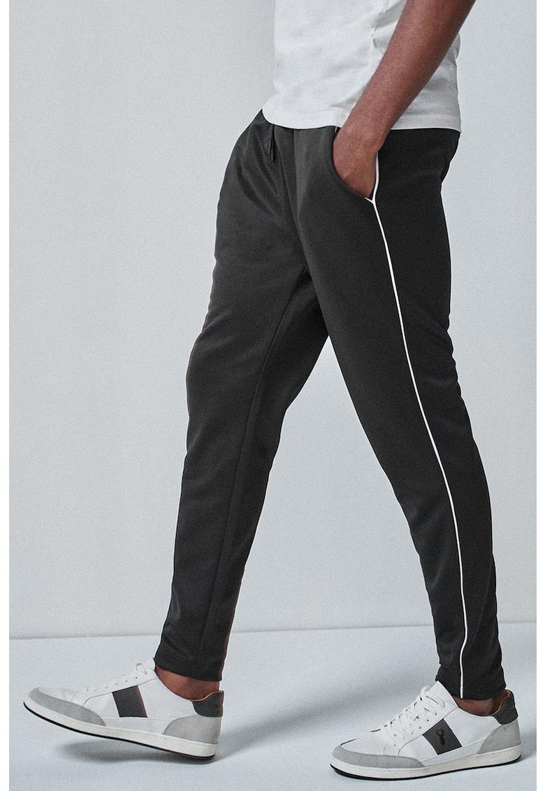 Pantaloni jogger slim fit cu snur thumbnail