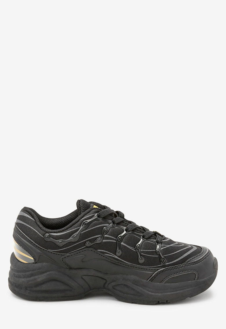 Pantofi sport cu detalii cauciucate