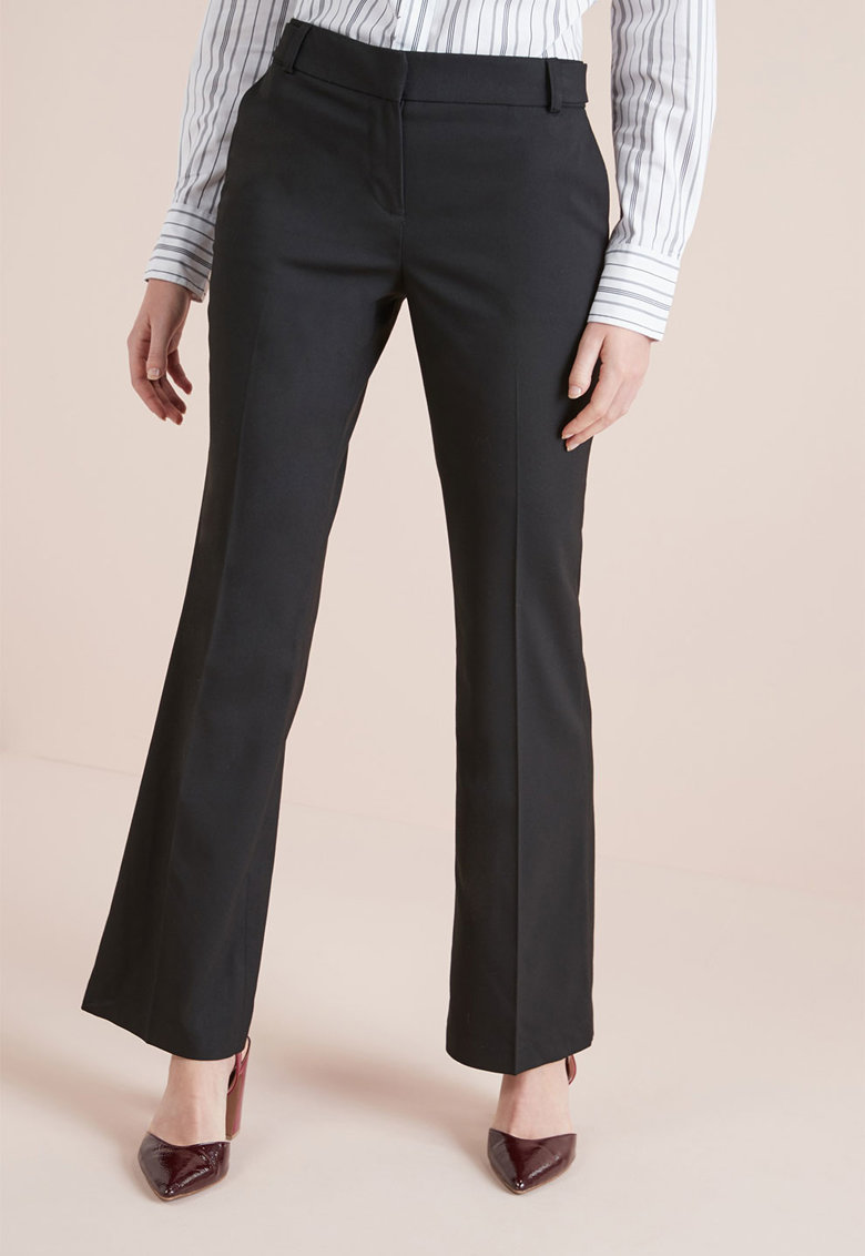 Pantaloni bootcut eleganti