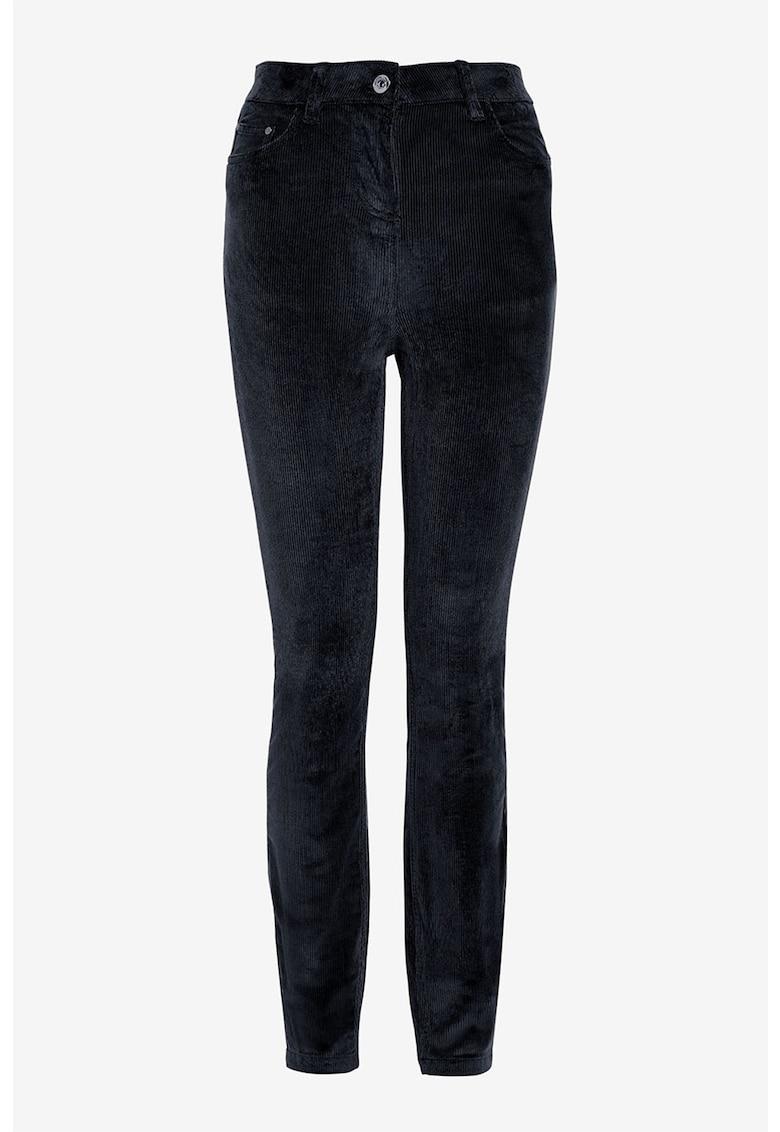 Pantaloni skinny din reiat imagine