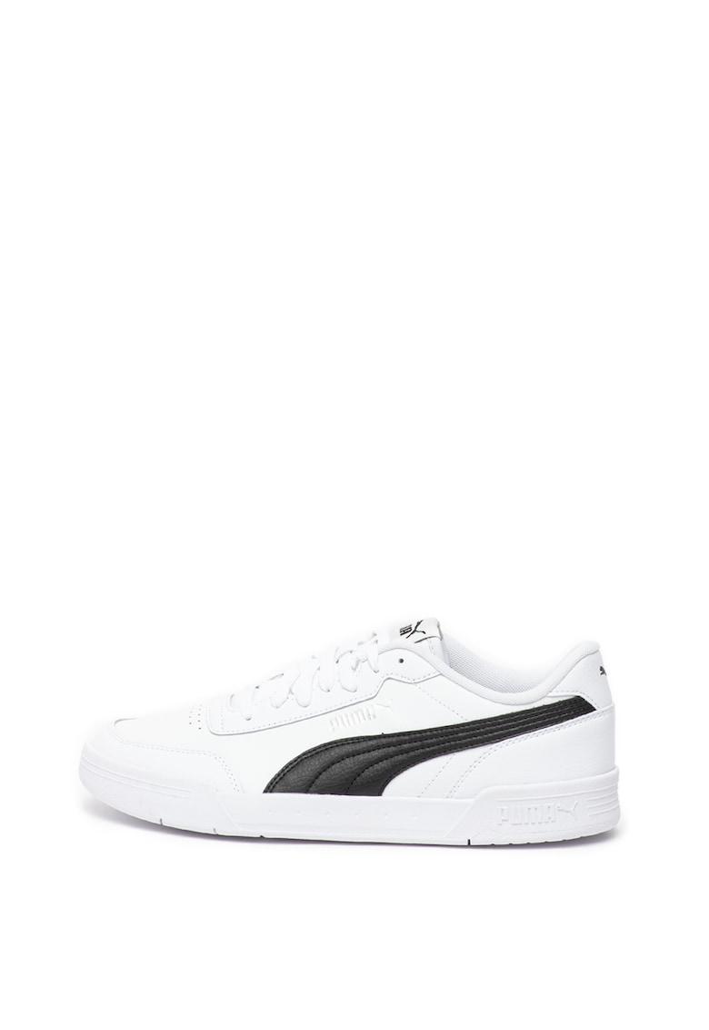 Pantofi sport unisex de piele - cu insertii de piele ecologica Caracal imagine