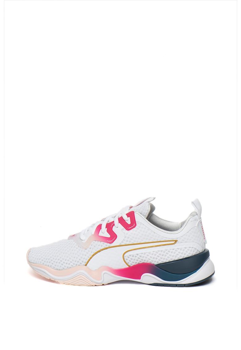 Pantofi usori din plasa tricotata - pentru fitness Zone XT