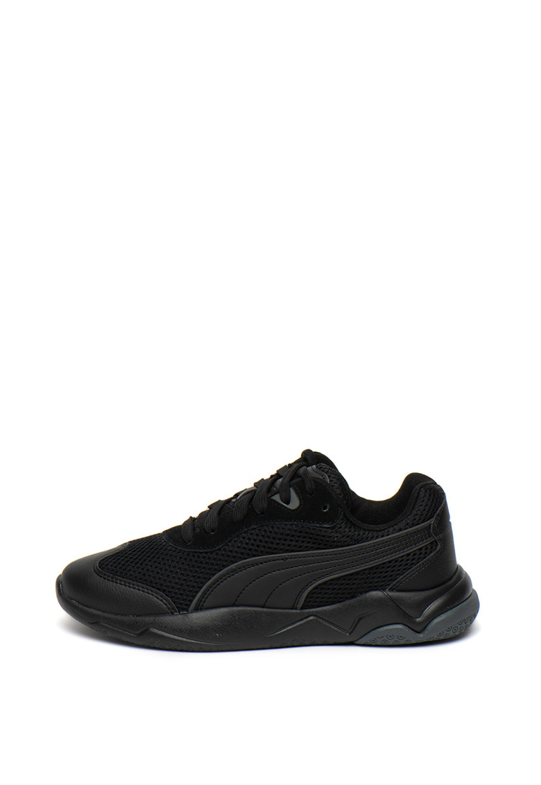 Pantofi sport unisex cu insertii de plasa Ekstra
