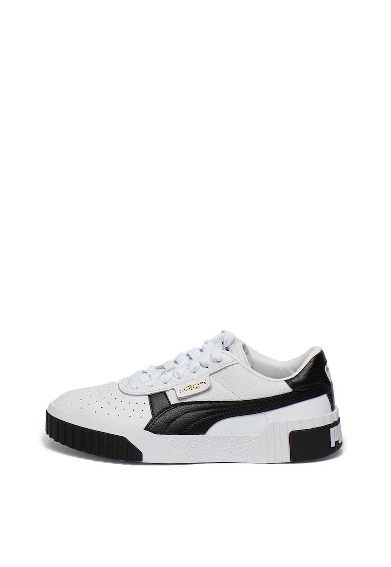 Pantofi sport de piele si piele ecologica Cali imagine