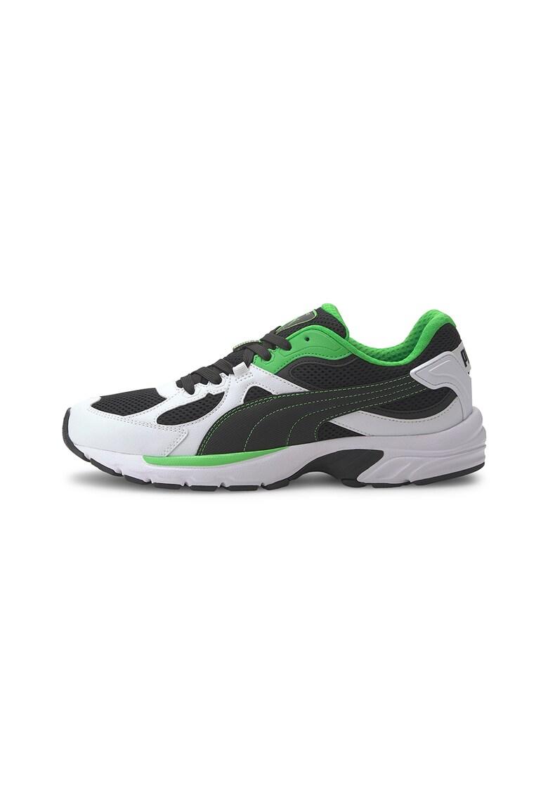 Pantofi sport cu insertii de plasa Axis Plus 90