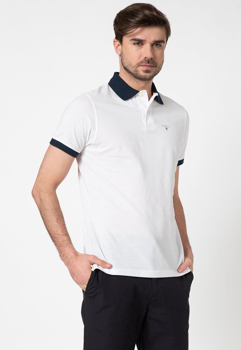 Tricou polo Lynton Bărbați imagine