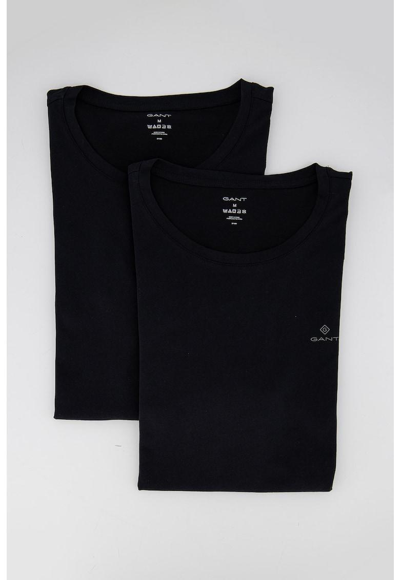 Set de tricouri de casa - 2 piese imagine fashiondays.ro