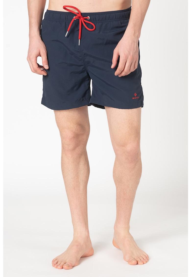 Pantaloni scurti de baie cu snur in talie