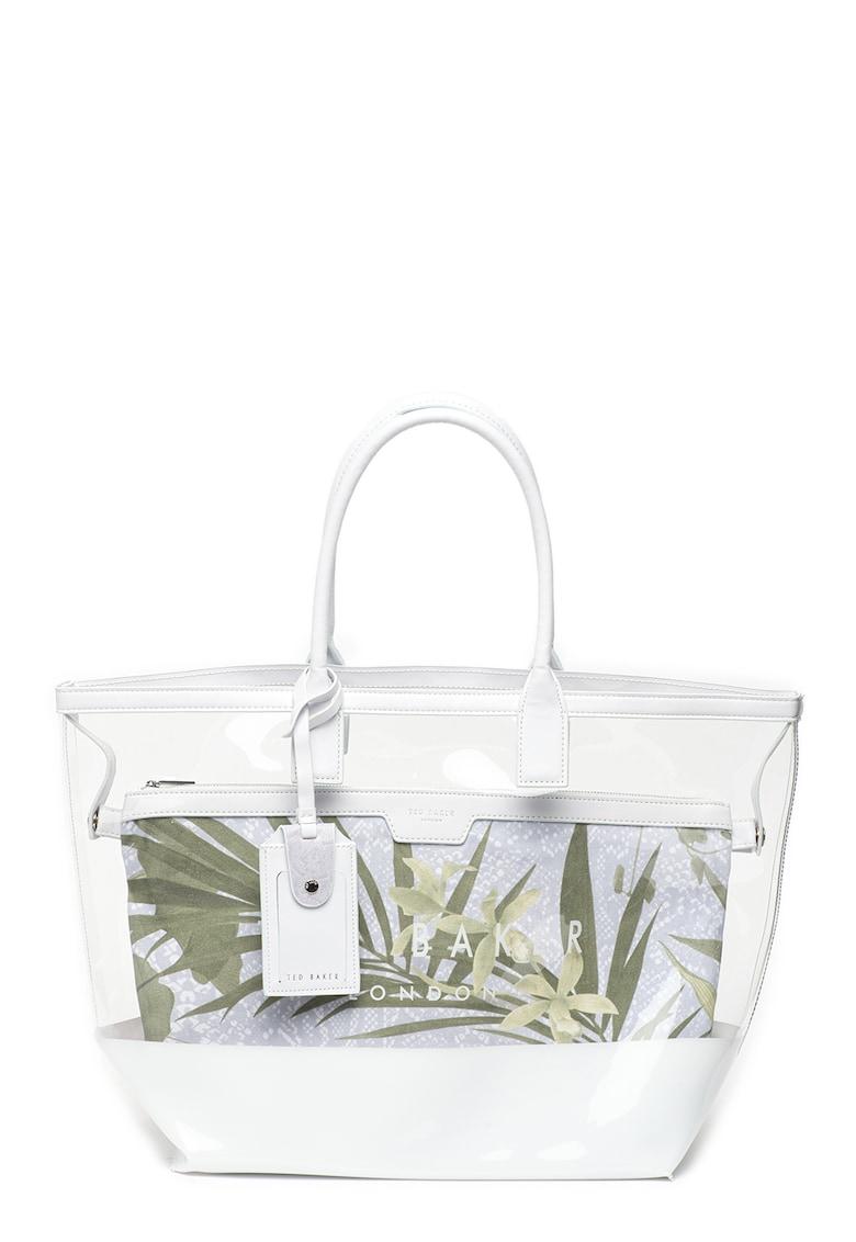 Geanta shopper transparenta Dalass