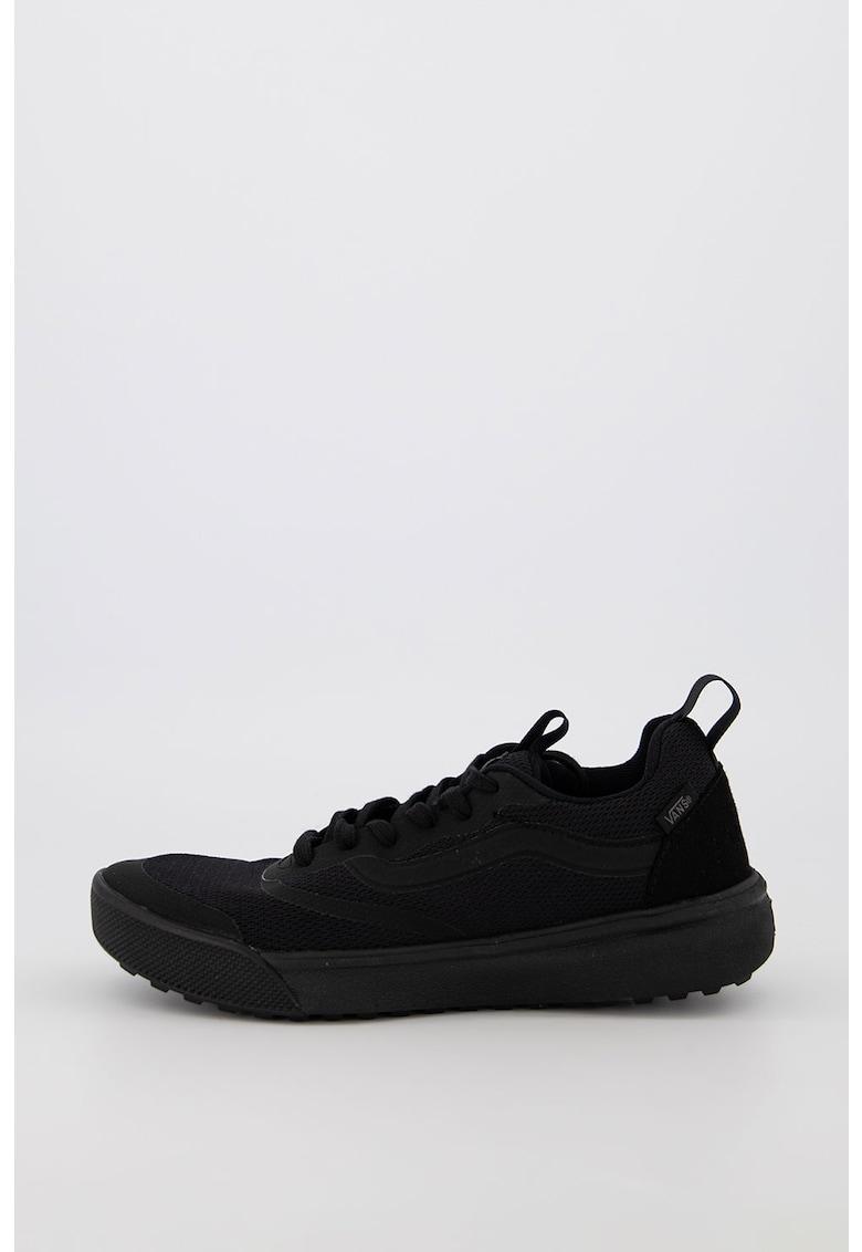 Pantofi sport unisex de plasa cu aspect tricotat Ultrarange Rapid imagine