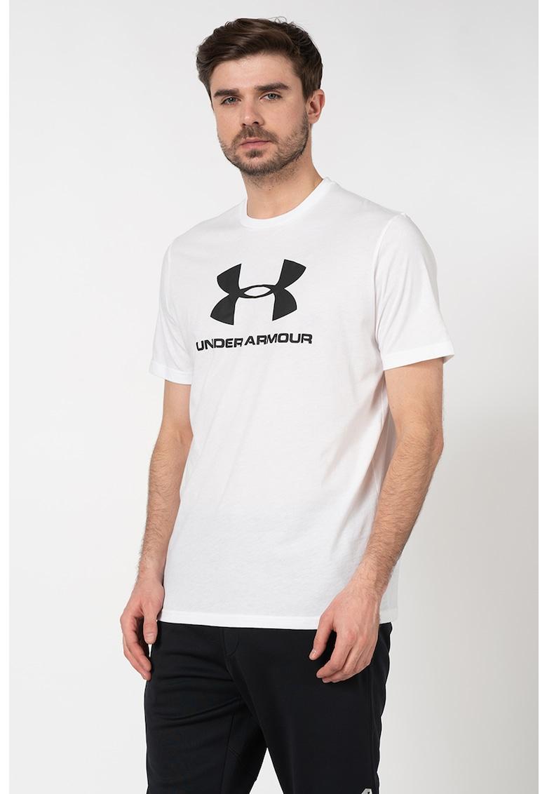 Tricou cu logo - pentru antrenament