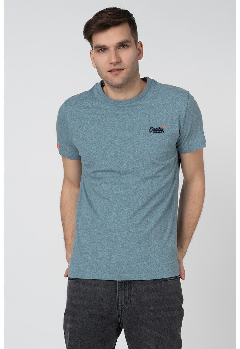 Tricou cu logo brodat Vintage Bărbați imagine