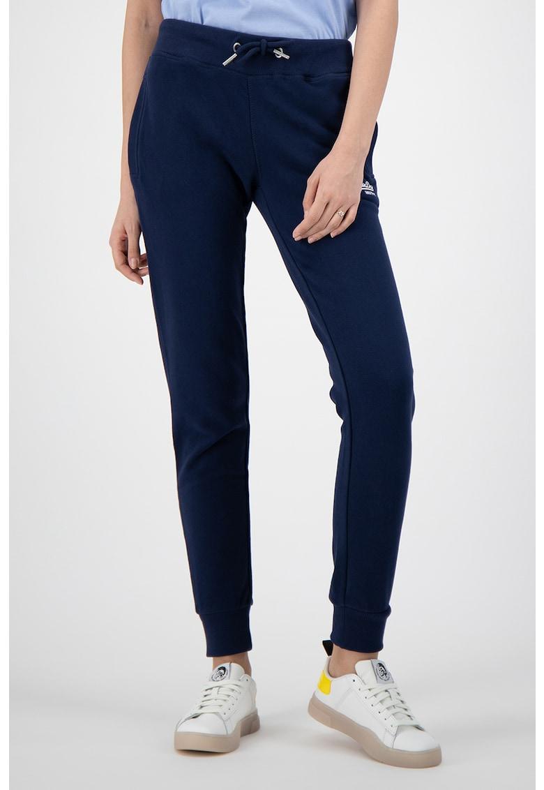 Pantaloni sport cu snur de ajustare