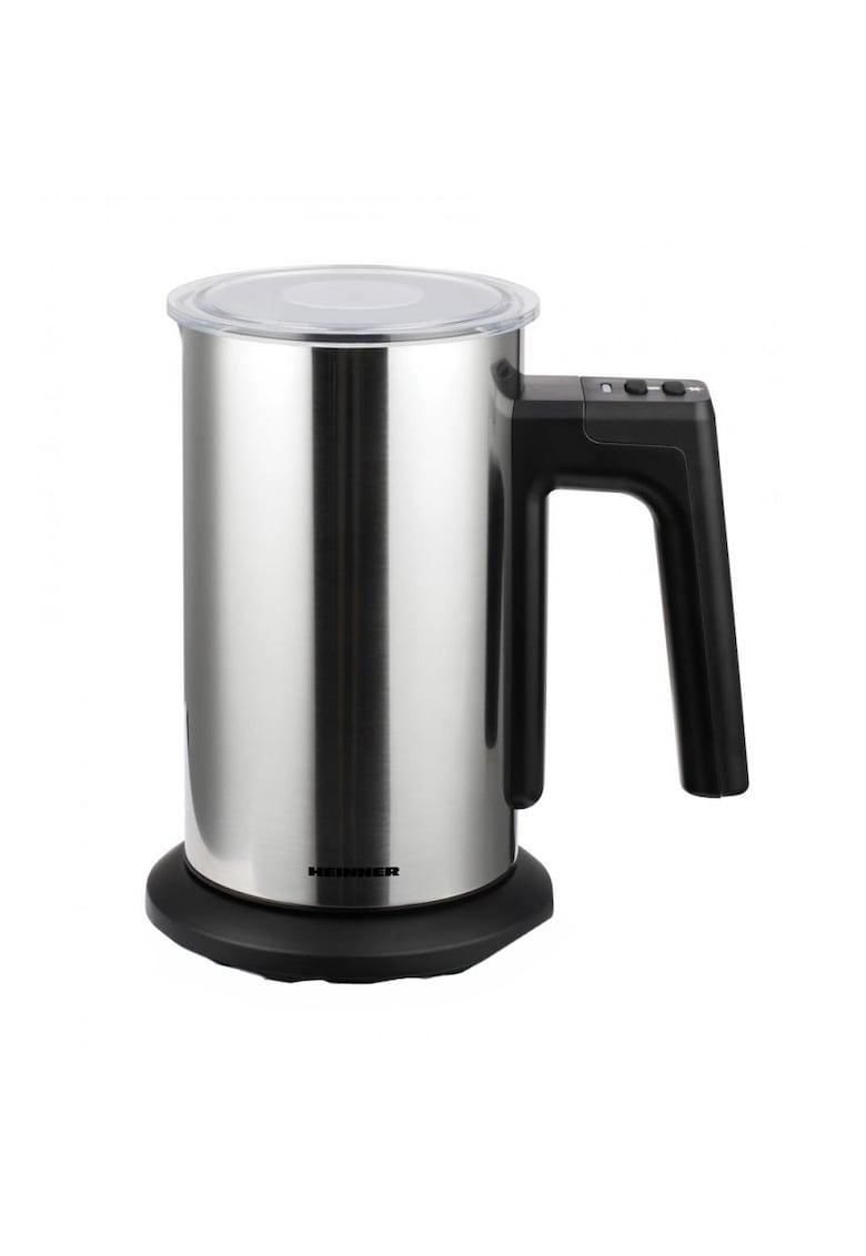 Heinner Aparat de spumat lapte   - spumare: 150ml - incalzire: 300ml - dispozitiv spumare detasabil - auto-oprire - Inox