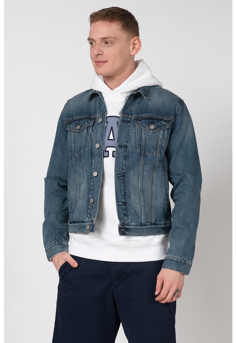 Jacheta din denim 000398332