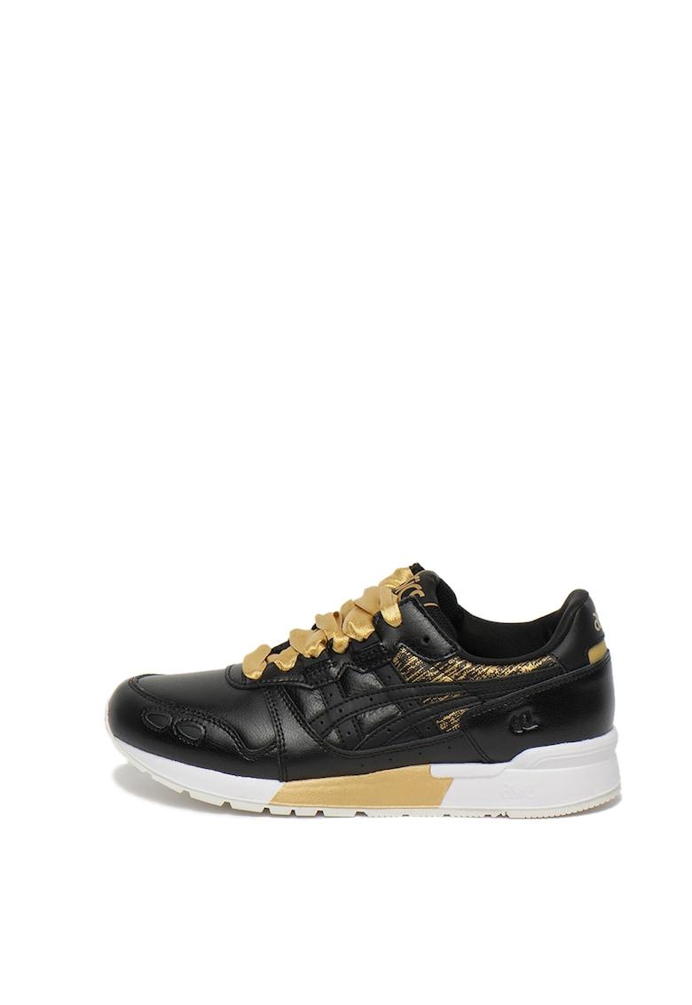 Pantofi sport de piele peliculizata - cu Gel-Lyte 1