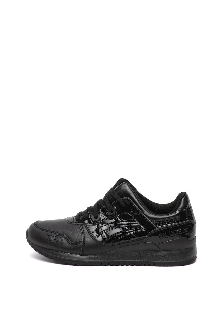 Pantofi sport unisex de piele Gel-Lyte III