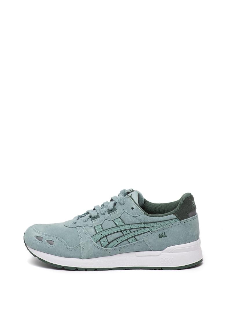 Pantofi sport din piele intoarsa cu detalii reflectorizante GEL-LYTE