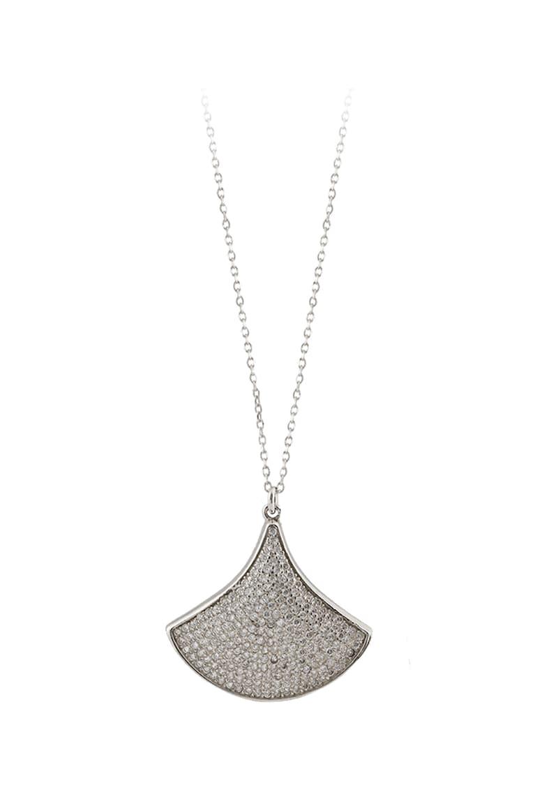 Colier cu cristale si pandantiv Gifting imagine fashiondays.ro