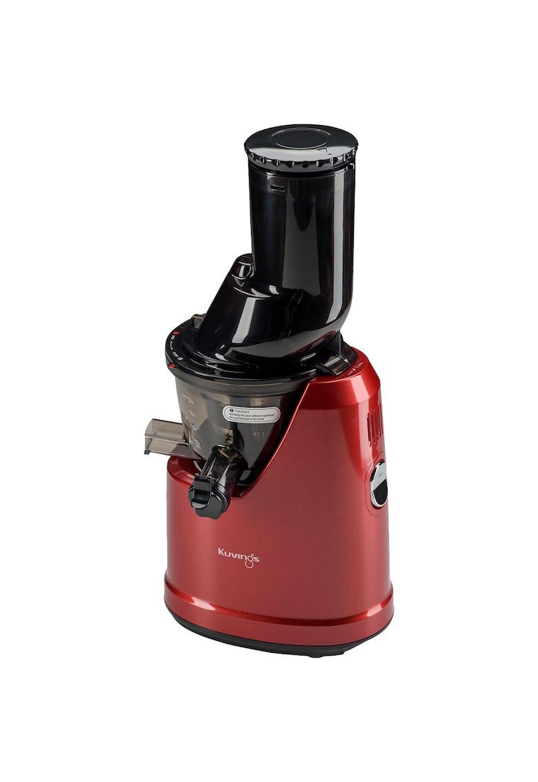 Storcator de fructe si legume cu presare la rece  B1700 - 240 W - 60 rpm - Recipient suc 0.4 L - Tub de alimentare 76mm - Functie reverse